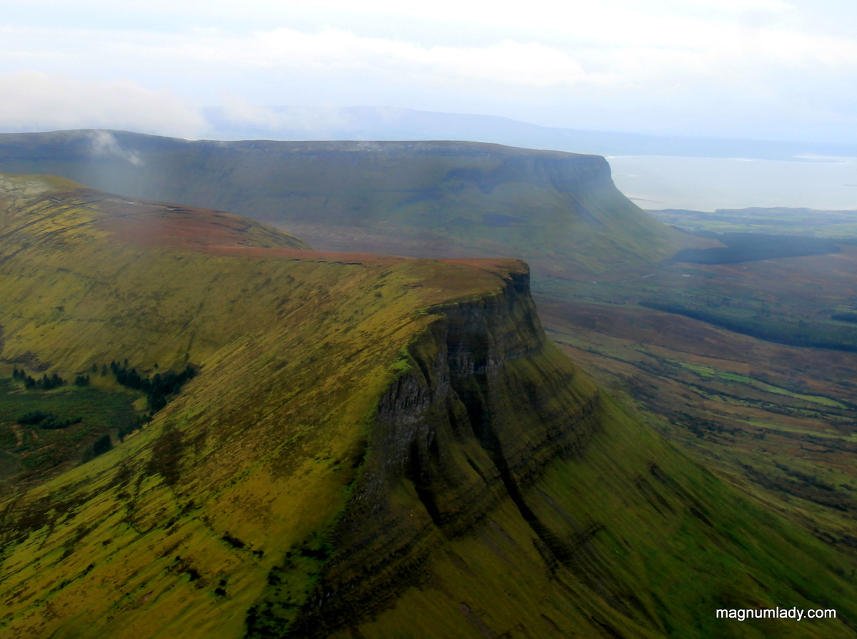 Benbulben and Benwiskin