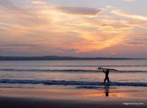Strandhill sunset