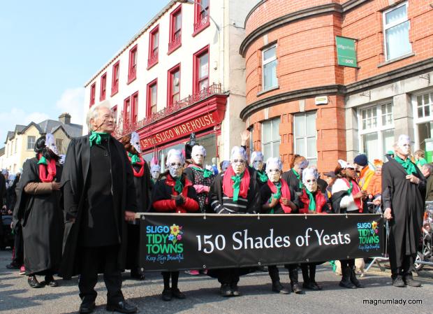 Sligo St. Patrick's Day 2020