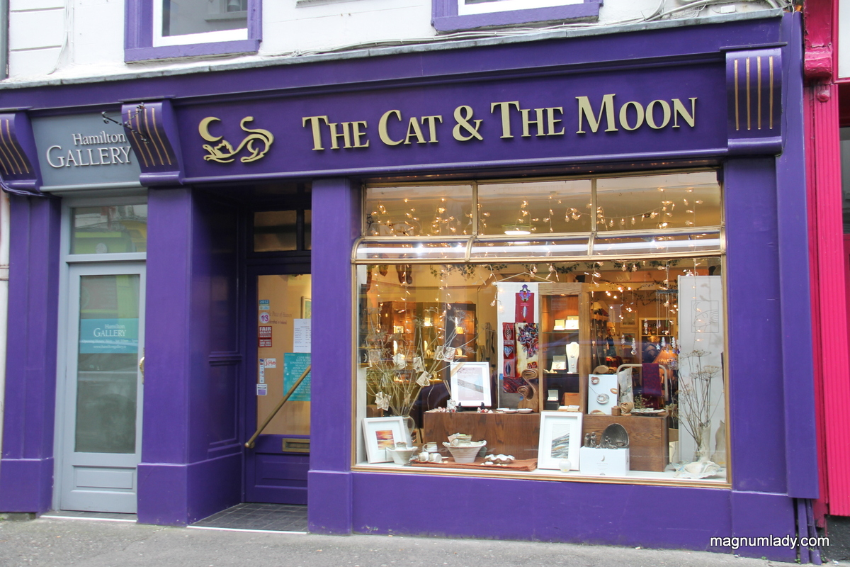 The Cat and the Moon, Sligo