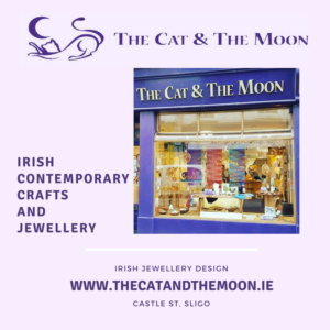 The Cat and The Moon Craft Shop Sligo