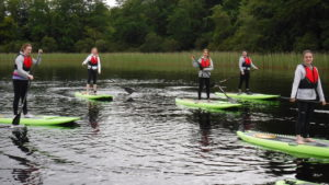 SUP in SLigo