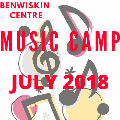 Benwiskin Centre Music Camp