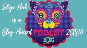 Irish Blog Awards 2018