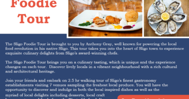 Hooked Sligo Foodie Tour
