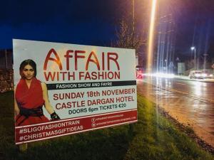 Affair with Fashion. Sligo Fashion Show