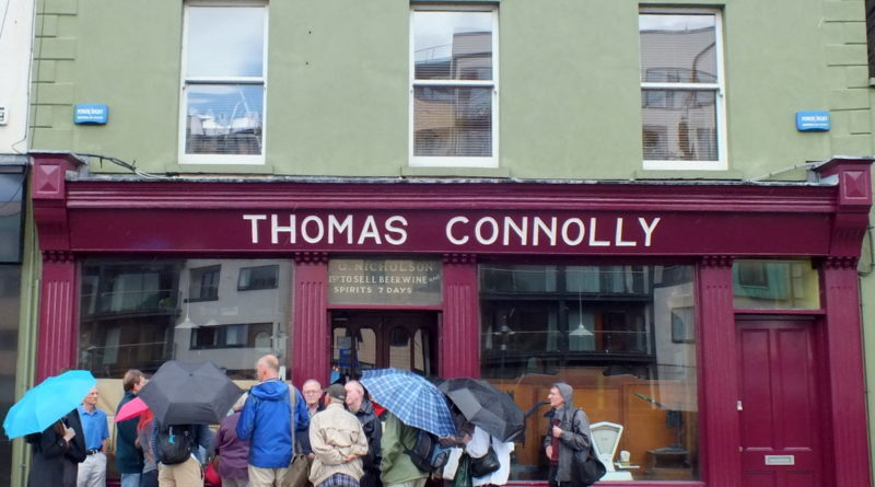 Thomas Connolly Pub, Sligo