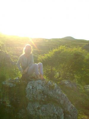 Fairy moments at Carrowkeel