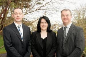 Philip Duffy, Kathya Rouse, Ken McMoreland
