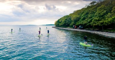 Water sports Ireland