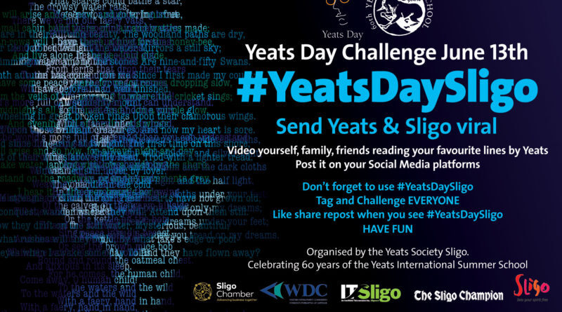 Yeats Day Sligo