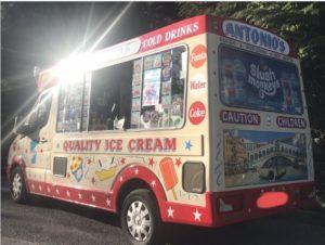 Ice Cream Man Sligo