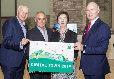 Sligo a major contributor to the West of Ireland digital powerhouse, says Irish internet leader at Digital Town event