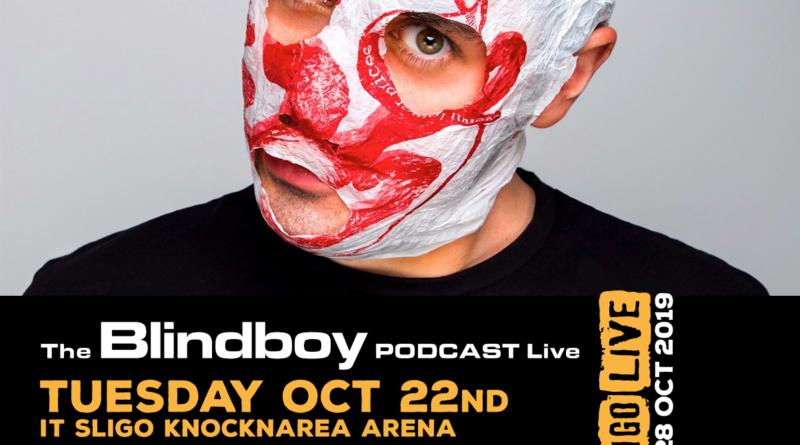 Blindboy PODCAST Live