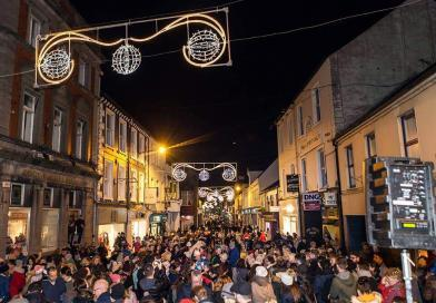 The Sligo Christmas Switch On