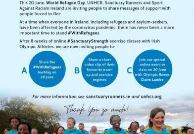World Refugee Day June 20th