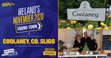 Coolaney is a Sound Town!