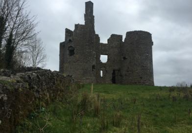 Ruins of Ballinafad Castle