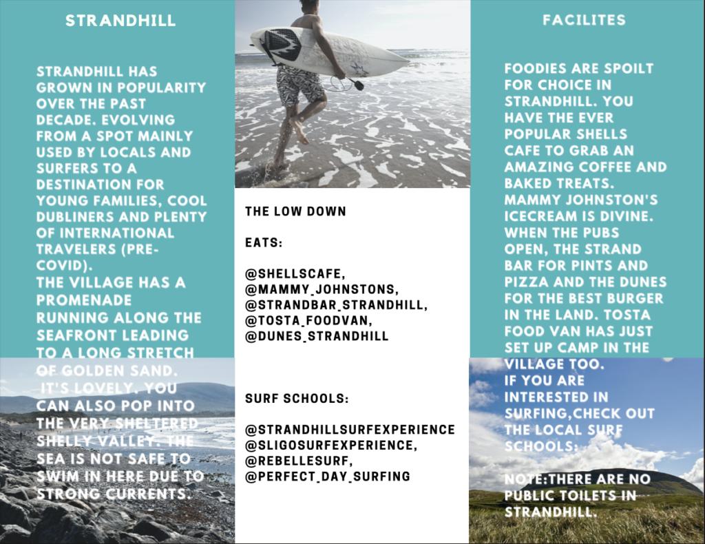 Guide to Strandhill Beach, sligo