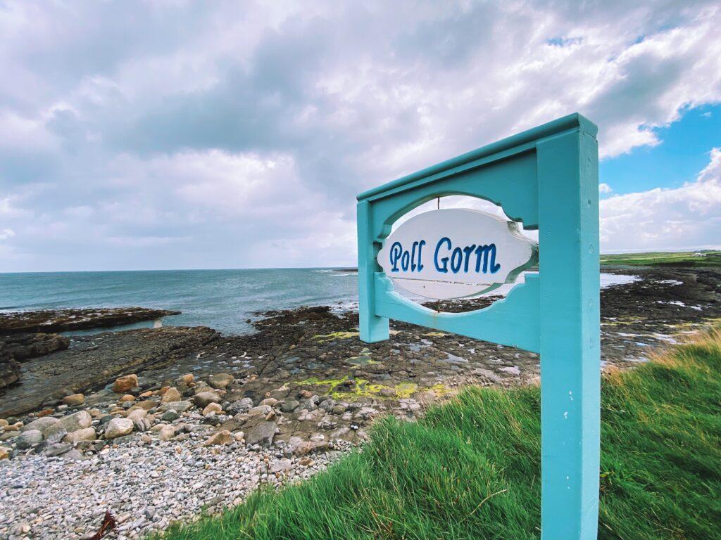 Poll Gorm Easkey Sligo - places to picnic sligo