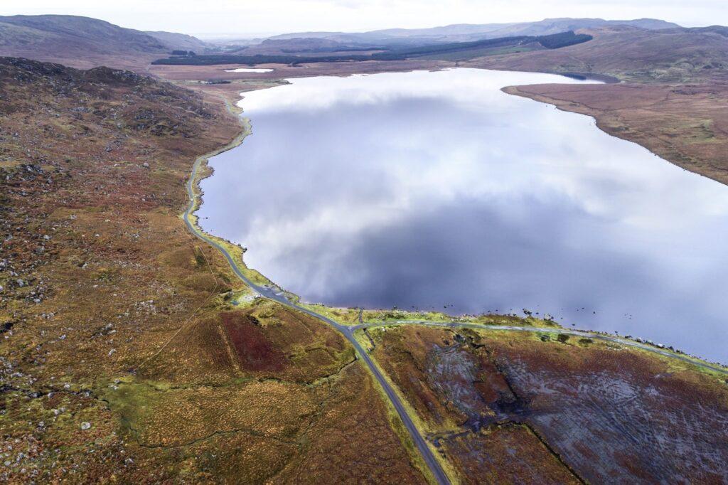 Lough Easkey - Sligo places to picnic sligo